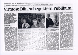 Axel Junker, Volksstimme, 29.09.2011
